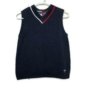 Vintage Tommy Hilfiger Knit Vest Sweater